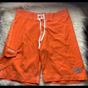 🏊♂️Men's Billabong Swim bottom board shorts.  32
